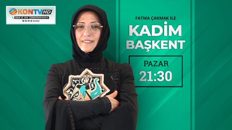 Kadim Başkent - Gazete İç