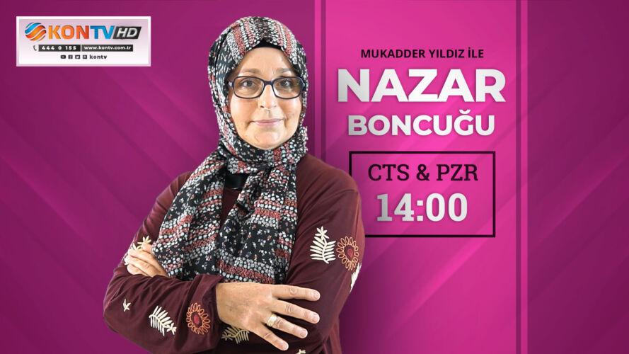 Nazar Boncuğu - Gazete İç