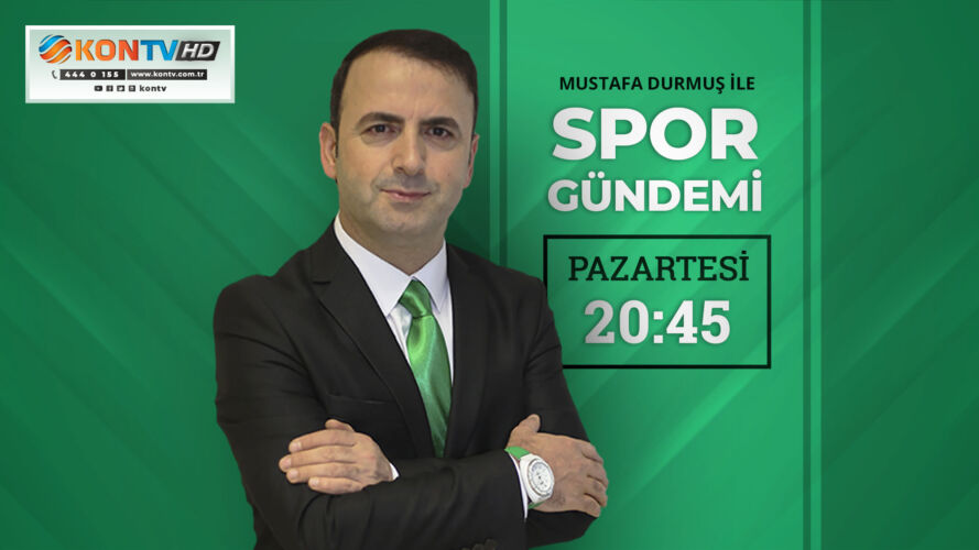 Spor Gündemi - Gazete İç