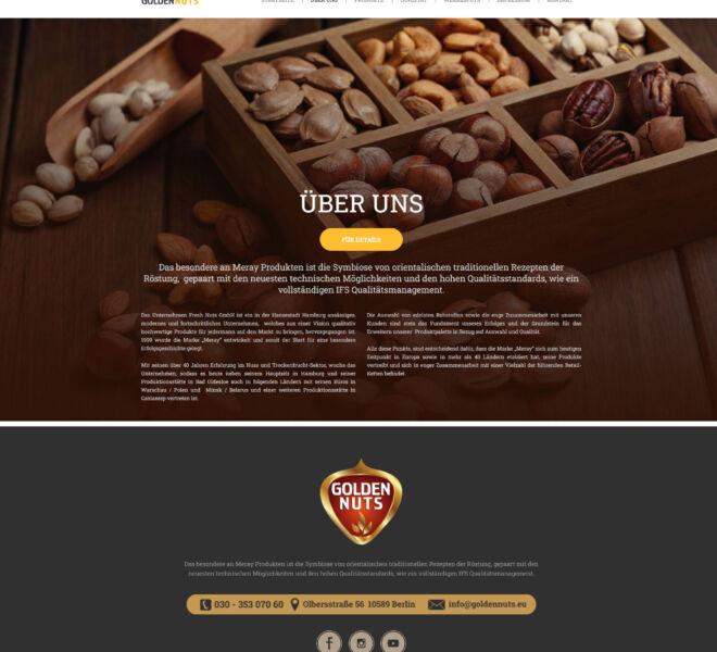 Golden-Nuts-Über-Uns