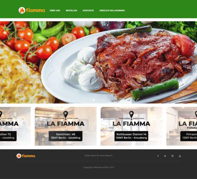 La-Fiamma-Ana-Sayfa