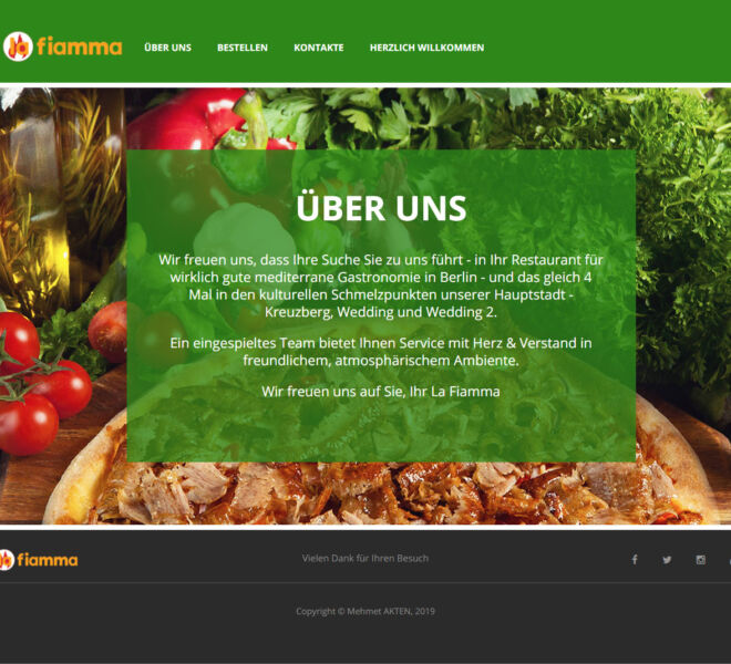 La-Fiamma-Über-Uns